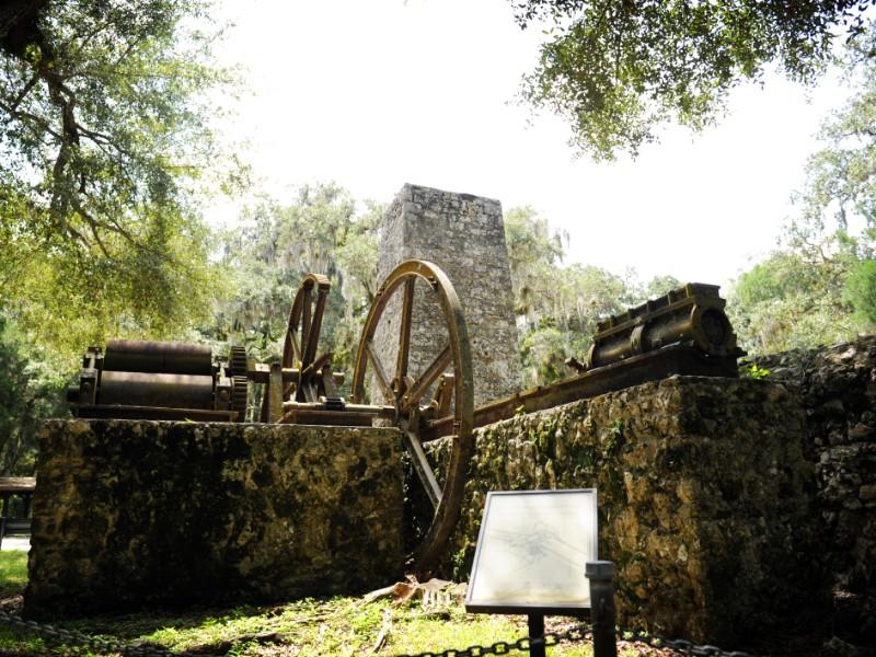 Yulee Sugar Mill