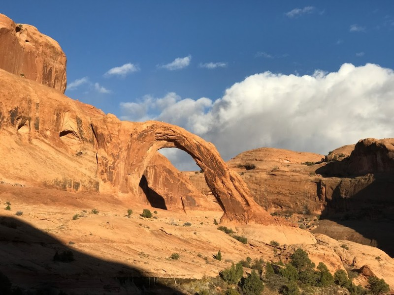 Corona Arch in Utah