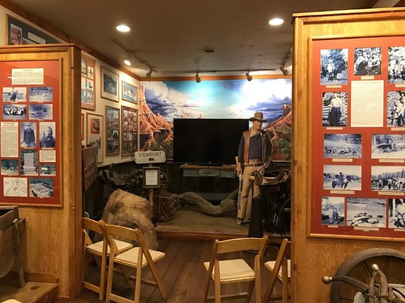 Western film museum