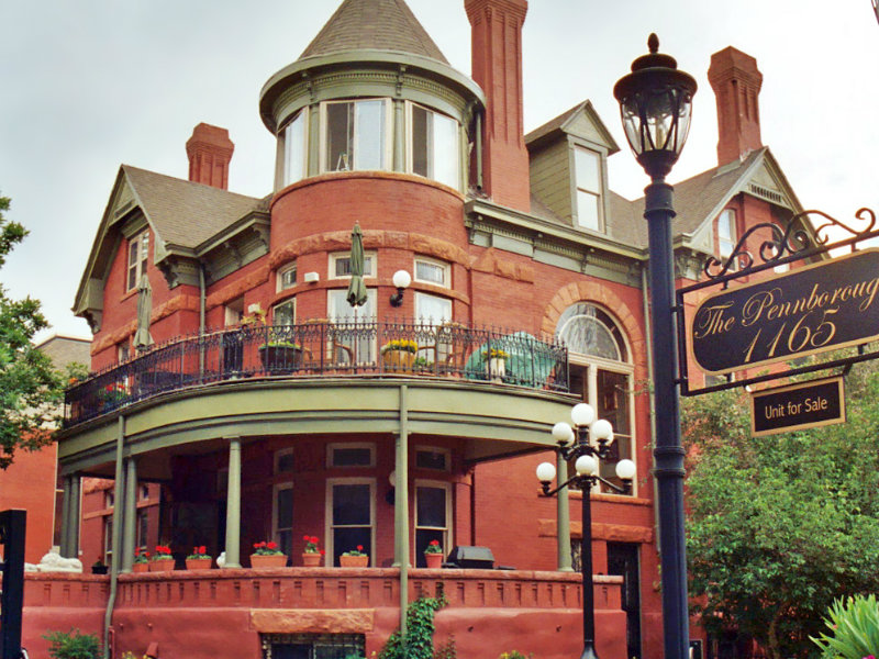 Victorian architecture in Capitol Hill