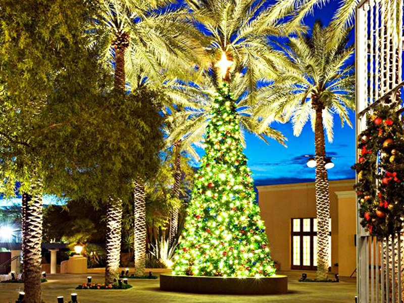Fairmont Scottsdale Princess Christmas