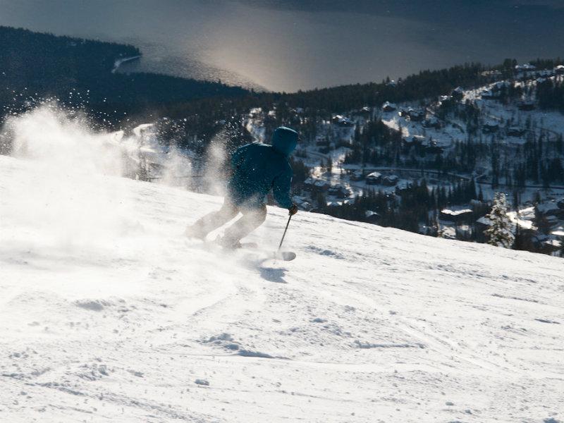 Whitefish Skiing
