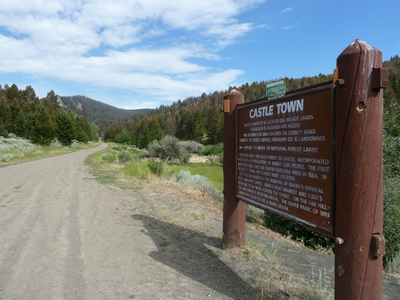 Castle Town Ghost Town