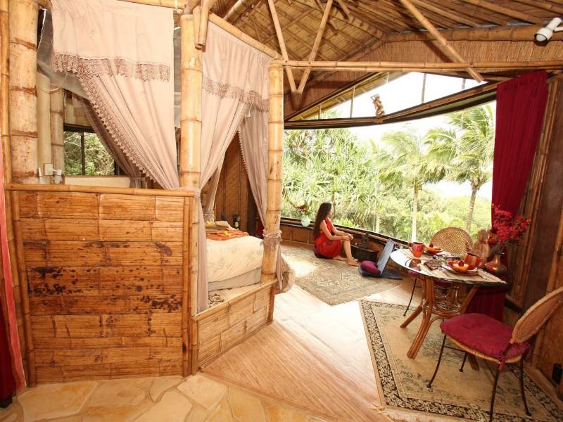 Bamboo Temple Airbnb, Maui