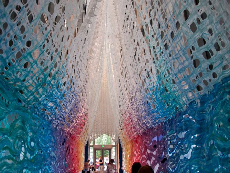 Chroma Passage, Grand Rapids Art Museum