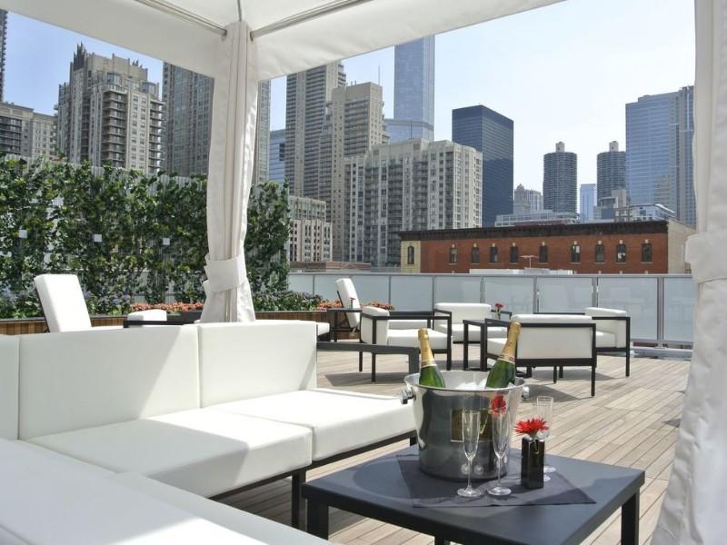 The Godfrey Hotel I|O Rooftop Lounge