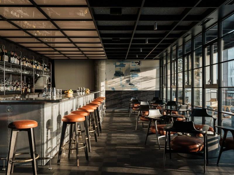 Waydown Rooftop Bar Ace Hotel
