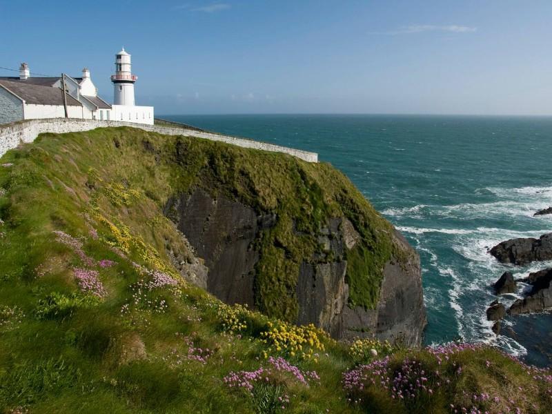Galley Head Lightkeeper House, County Cork, Ireland Airbnb