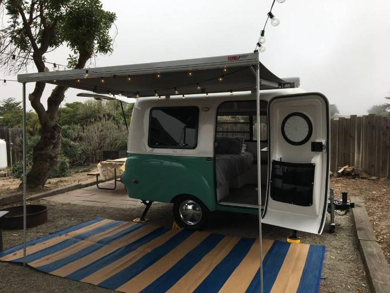 Happier Camper, Marina CA Airbnb