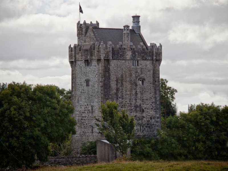 Live like a King in my Castle Airbnb, Galway, Ireland