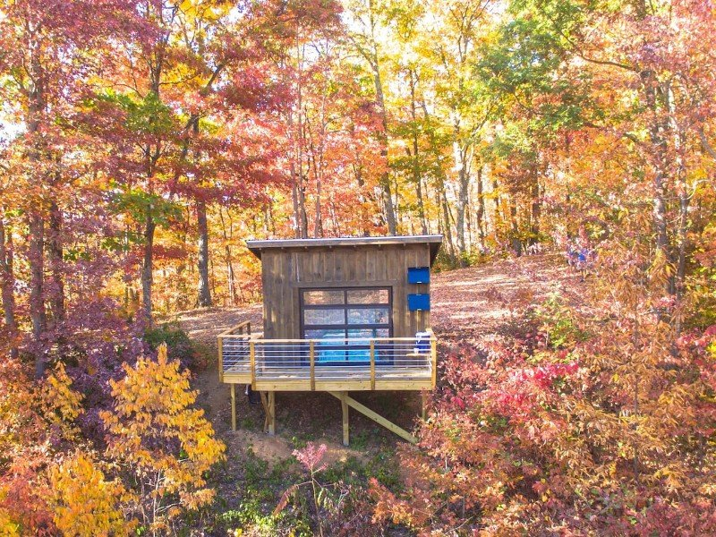 Pisgah Highlands Off-Grid