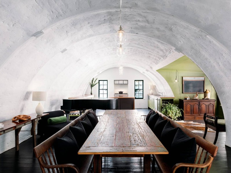'The Quonset' Close to Beach, Game Room & Hot Tub Airbnb Tiverton, Rhode Island