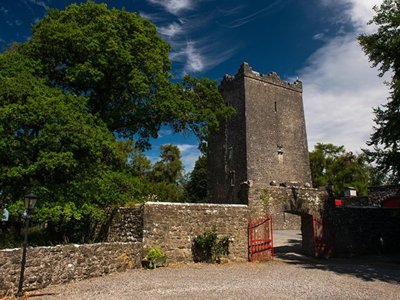 Ross Castle, County Meath, Ireland Airbnb