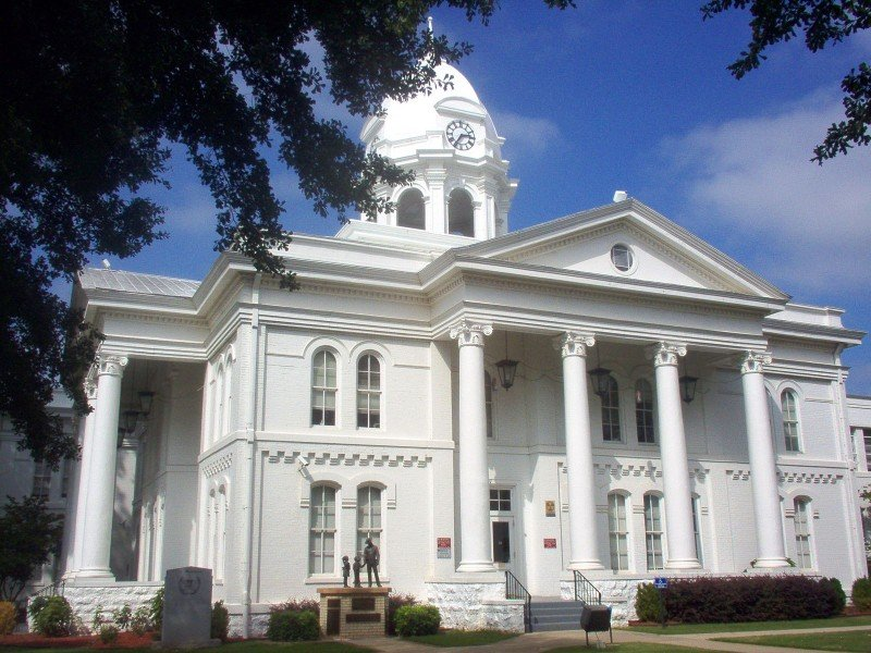 Colbert County Courthouse, Tuscumbia