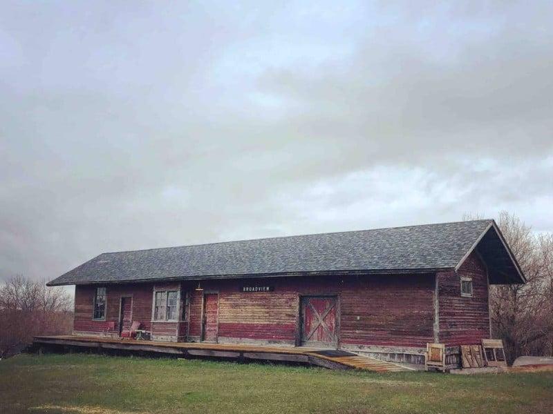 Unique Train Depot Experience, Luverne Nebraska Airbnb