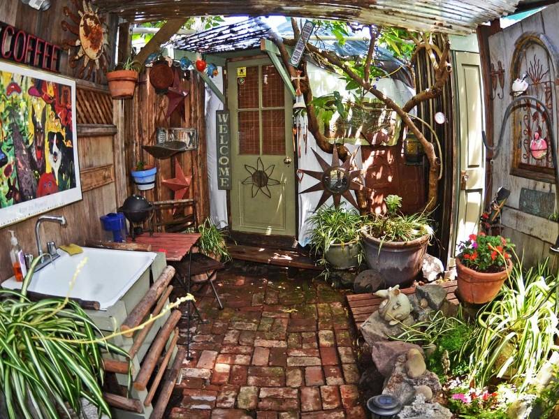 Cozy Alameda Yurt, Airbnb CA