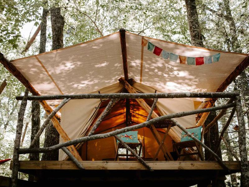 Canopy Ridge Safari Tent 3