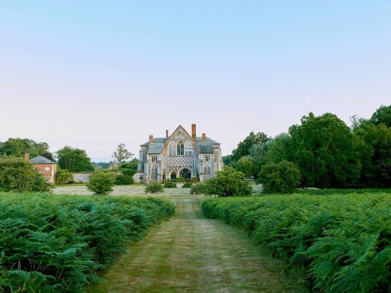 Magical 12th Century Abbey Turned Country House
