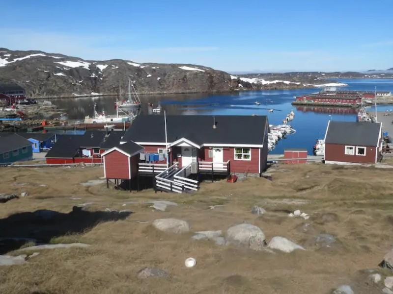 Egedesminde, Greenland Airbnb