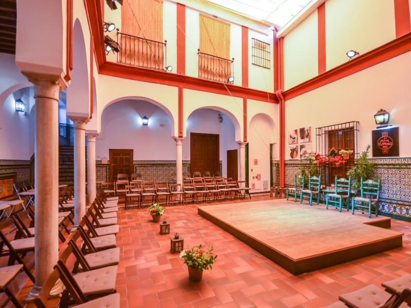 Auditorio Alcantara performance hall in the heart of Seville