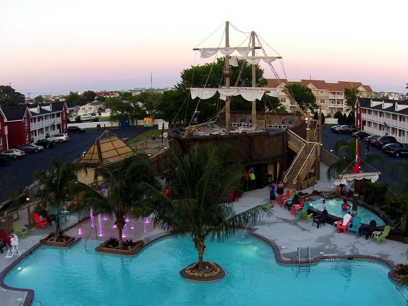 Francis Scott Key Family Resort, Ocean City