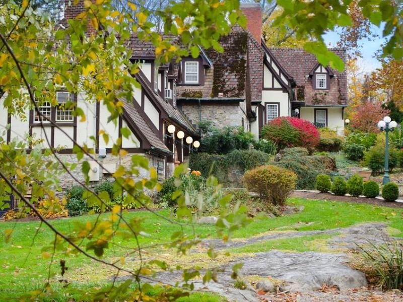 View of Hillbrook Inn