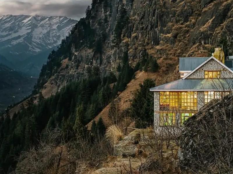 Himalaya Retreat, Manali , Himachal Pradesh, India