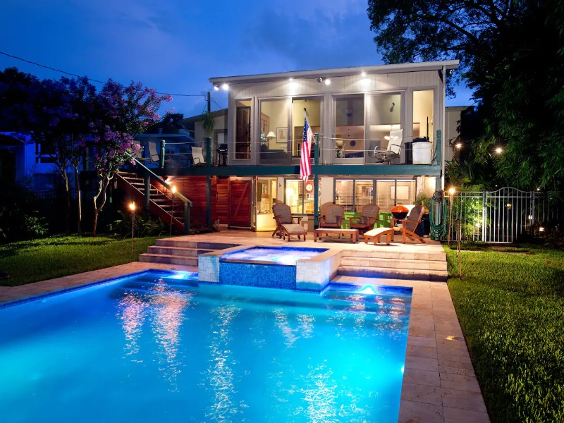 Lakefront Studio Apartment with Private Entrance - Orlando