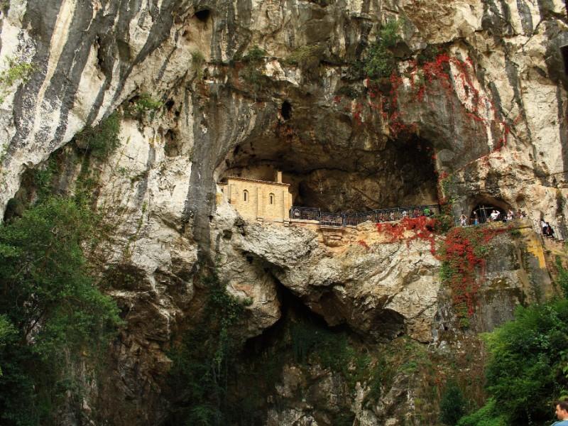 La Santa Cueva, Asturias, Spain