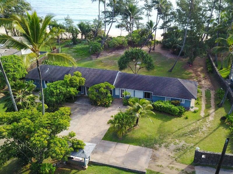 Paradise Beachfront Private Estate Airbnb