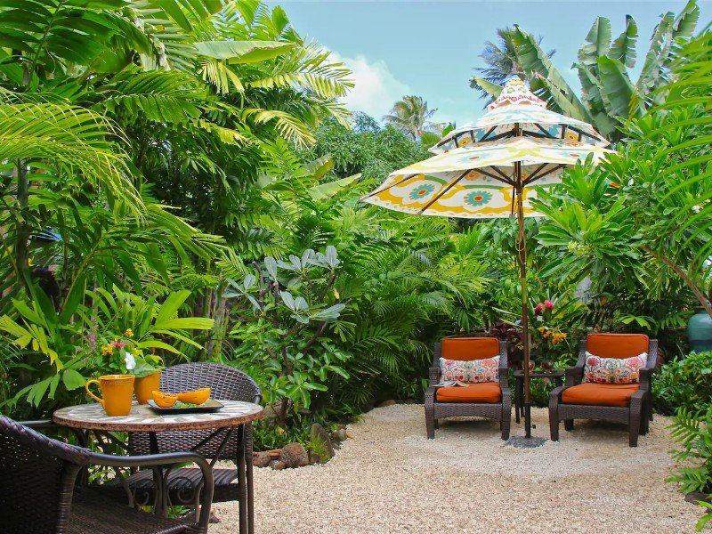 Secluded Kailua Beach Bungalow with Private Garden - Kailua, Hawaii