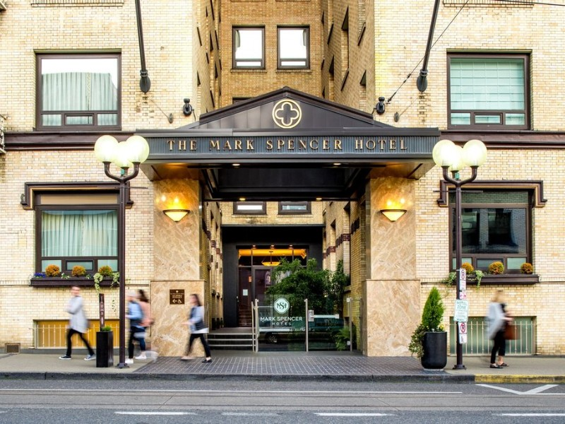The Mark Spencer Hotel, Portland, Oregon