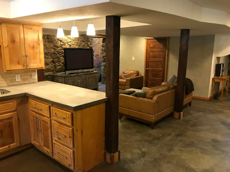 Historic Scoville Mansion Loft