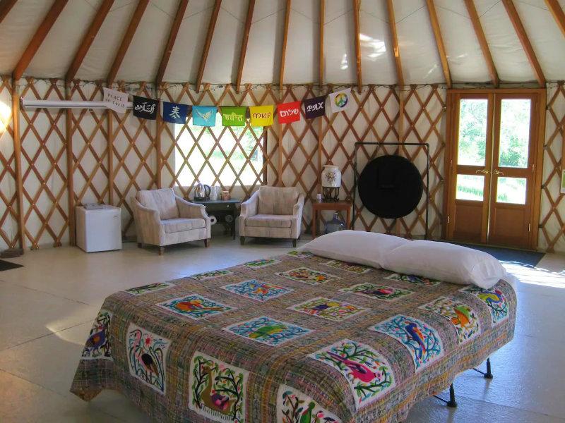 Living Heart Yurt