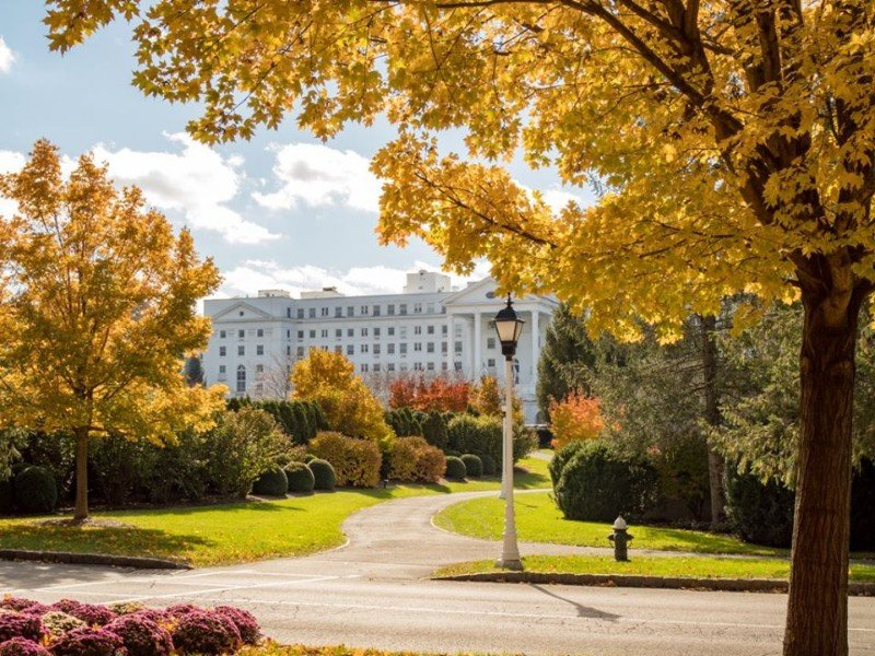Fall at The Greenbrier