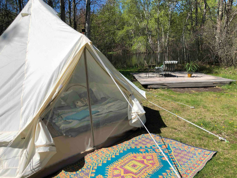 Rocky Top tent