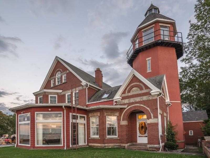 Braddock Point Lighthouse - Coleman Hilton, New York