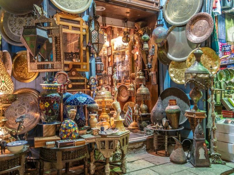 Egyptian bazaar items for sale