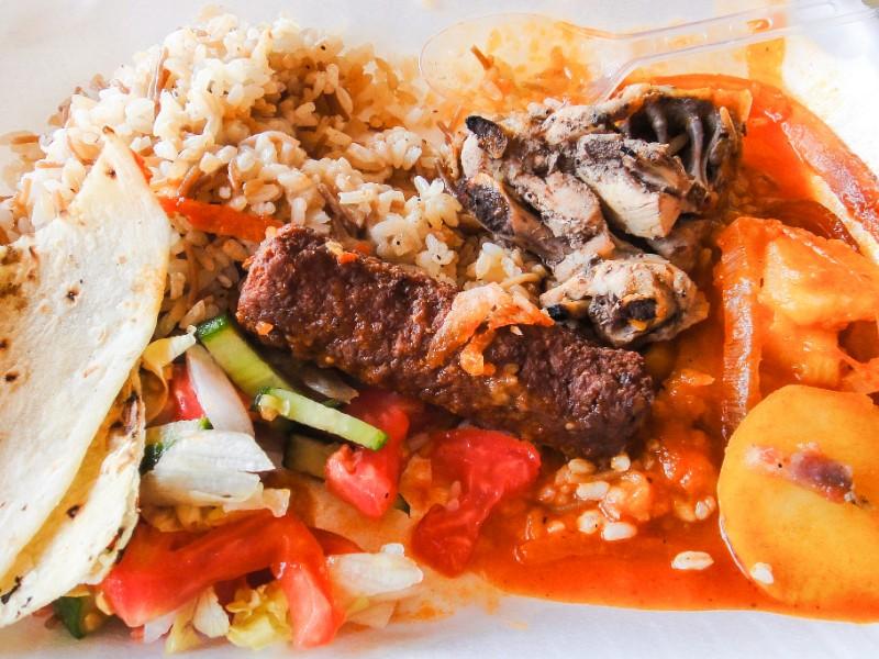 Food of Egypt