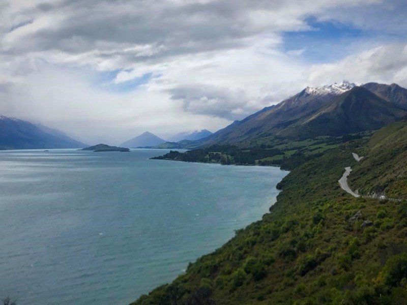 Glenorchy/Paradise area, South Island, New Zealand