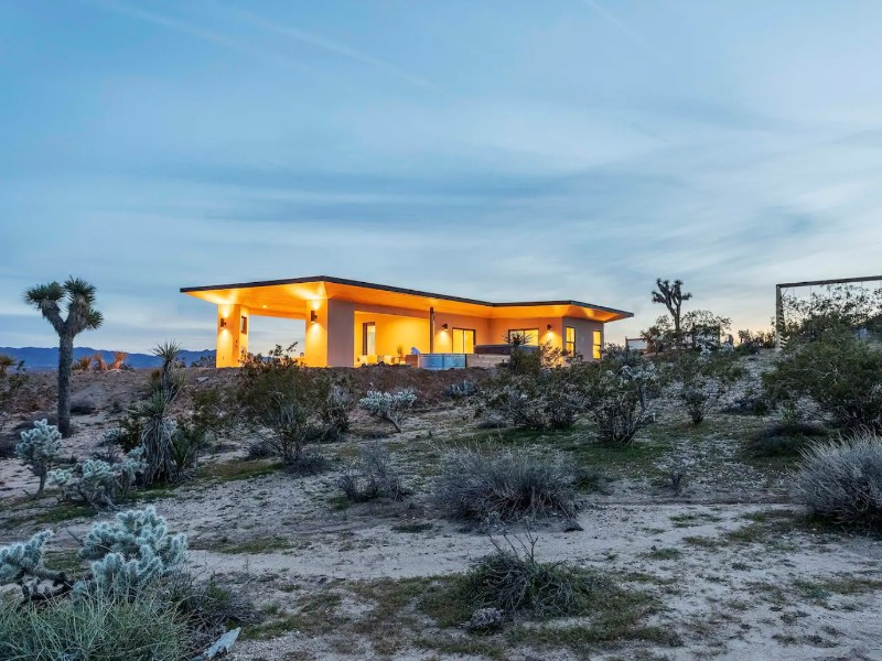 Mojave Rosa, Yucca Valley, CA Airbnb