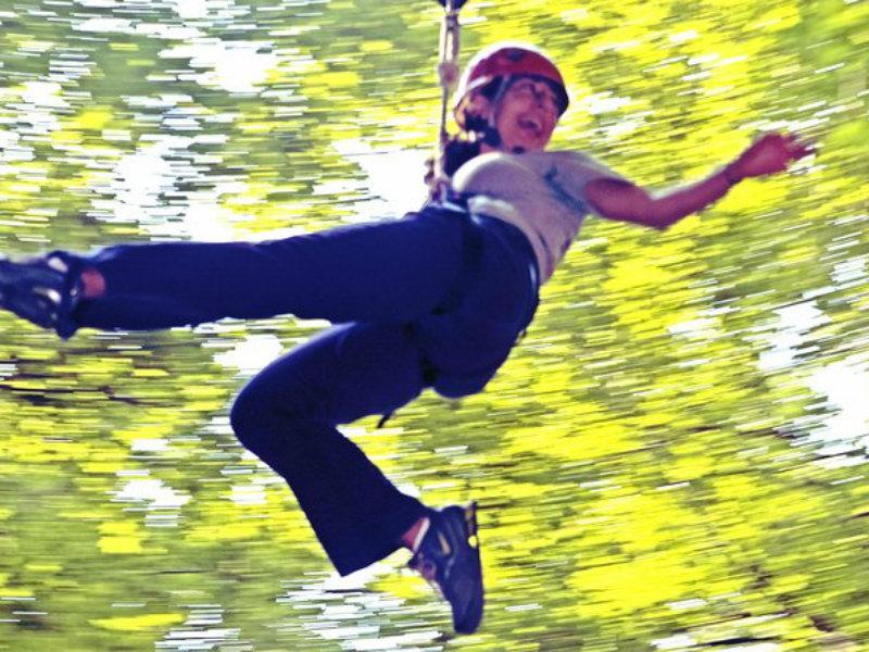 Zipline Adventure Park at Nashville West