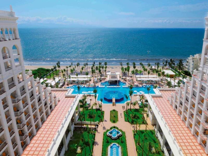 Hotel Riu Palace Pacifico, Riviera Nayarit, Mexico
