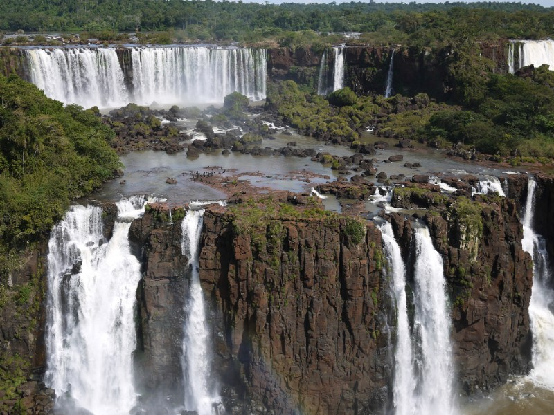 Iguazu National Park waterfalls