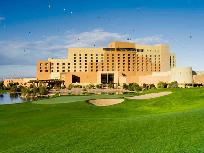 Golf at Sandia Resort and Casino