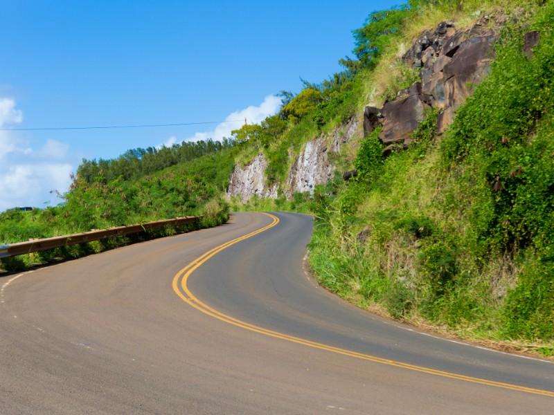 Scenic Road to Hana