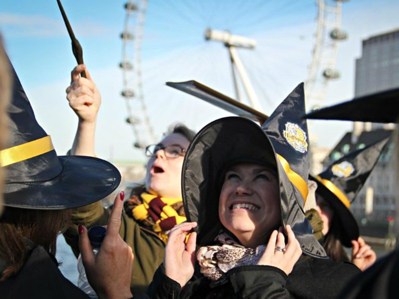 Harry Potter Walking Tour for Muggles in London
