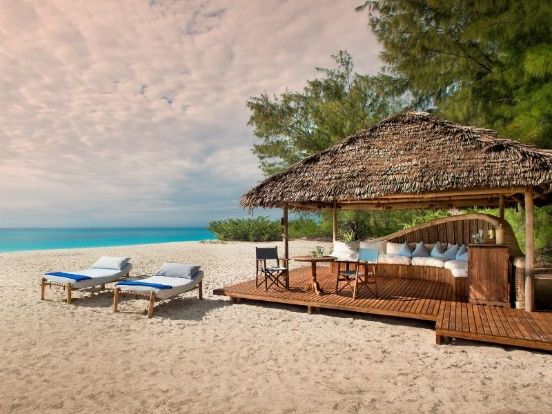 &Beyond Mnemba Island Lodge, Zanzibar