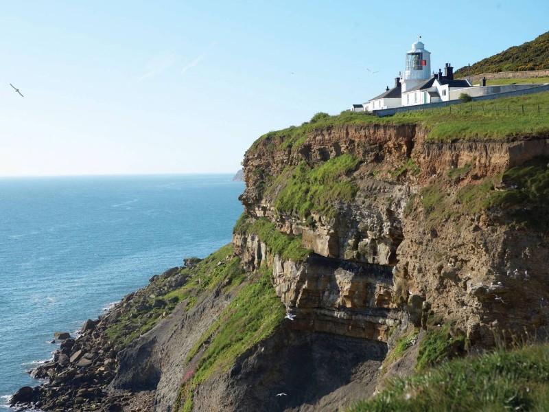 Galatea Lighthouse Accommodation, Yorkshire, UK