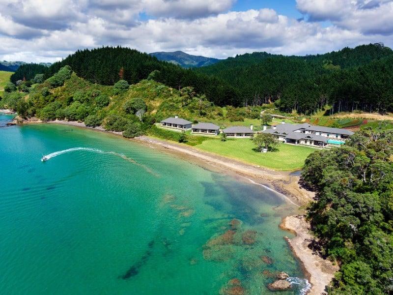 Helena Bay Lodge, Whangarei, New Zealand